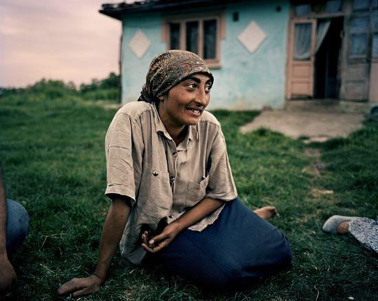 Joakim Eskildsen  The Roma Journeys - Romania