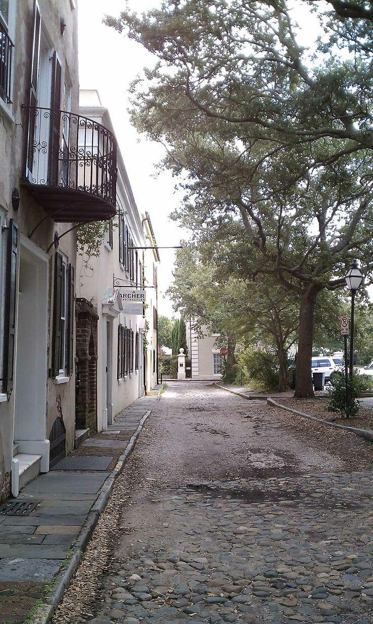 Historic District, Charleston, SC