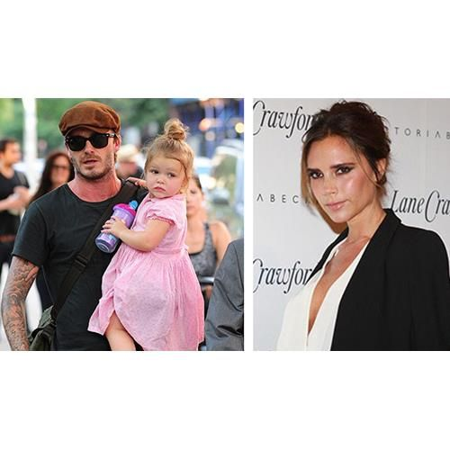 Victoria Beckham has indulged her adorable daughter's love for fashion in the most amazing way, by keeping the dress she wore on her first ever date with husband David. | Woman's Day content brought to you by Now to Love