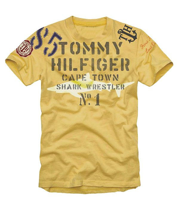 Freelance Graphic Design for Tommy Hilfiger Kids Wear - Boys