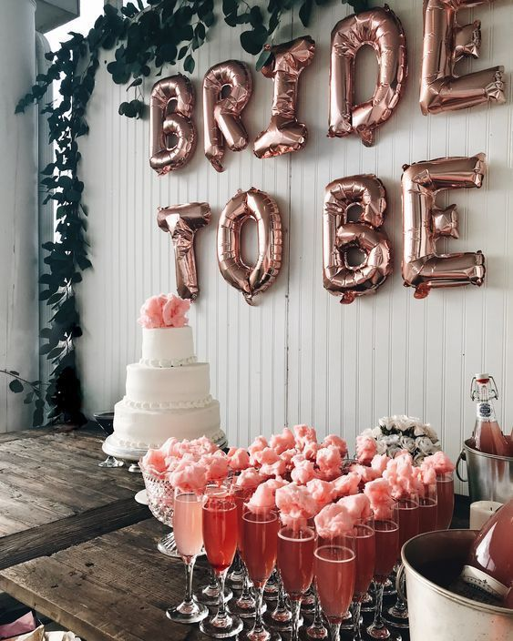 The Essential Guide To Hosting A Bridal Shower – The Fashion To Follow