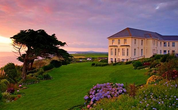 Polurrian Bay Hotel, Cornwall: review - Telegraph