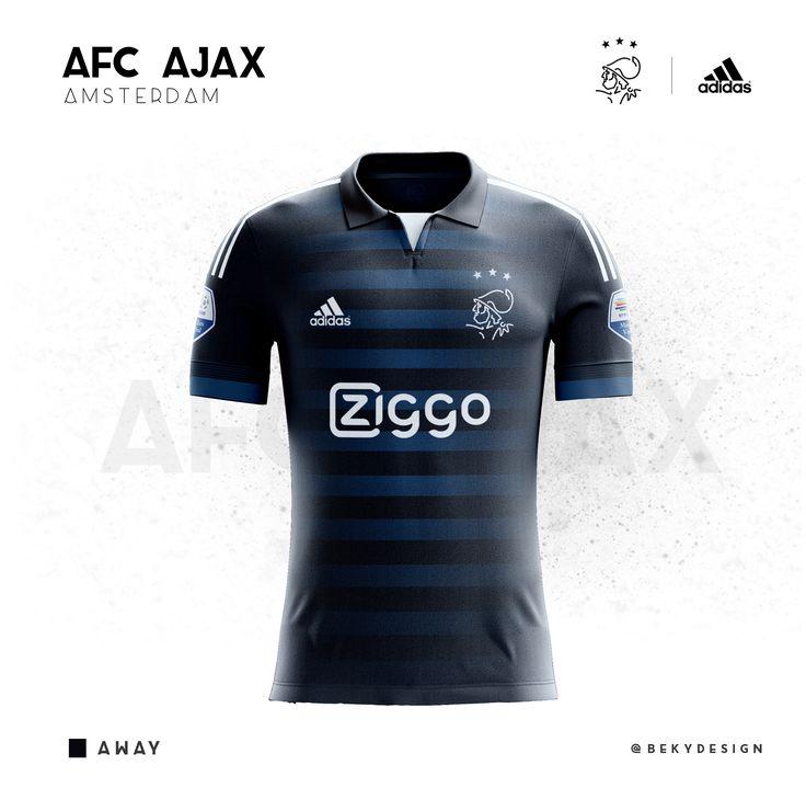 Concepts kits for 5 big teams from The Nerherlands:- Ajax Amsterdam- PSV Eindhoven- FC Twente- AZ Alkmaar- Feyenoord FC