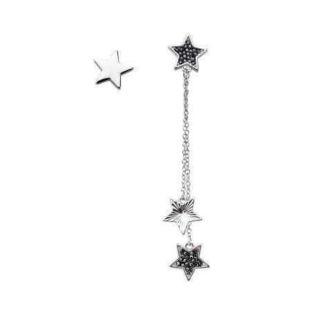 Orecchini Mini star