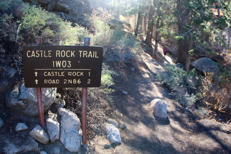 What an adventure! This trail will lead you through the forest and towering boulders and ends with a magnificent view of a pristine lake. It's truly the hike of a lifetime.