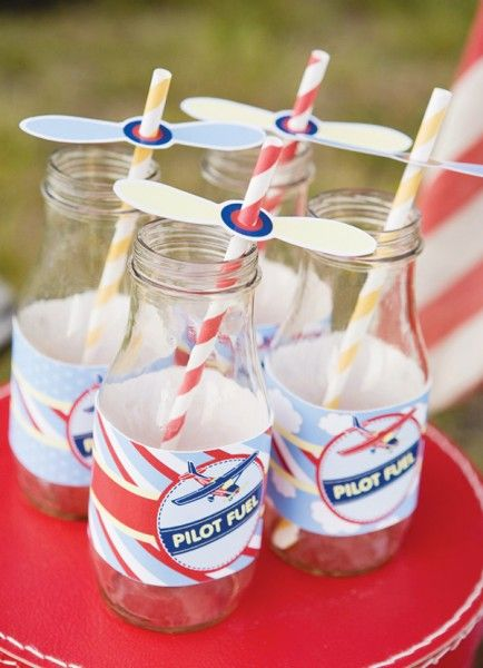 """12 Fun Recipes Inspired By The New Disney Film """"Planes"""""""