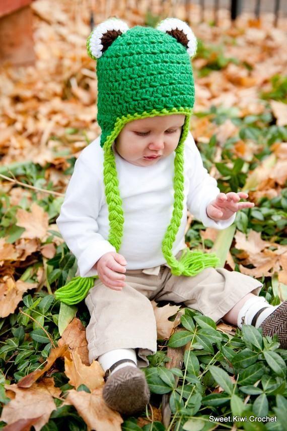 gorro crochet ranaAdult Pattern, Gorritos Crochet, Gorros Crochet, Niños Crochet, Crochet Hats, Frogs Hats, Crochet Baby, Crochet Accessories, Bebe Crochet