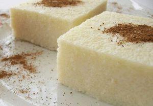 Sütlü İrmik Tatlısı Tarifi - Resimli Kolay Yemek Tarifleri