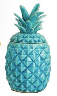 I need this blue pineapple cookie jar.