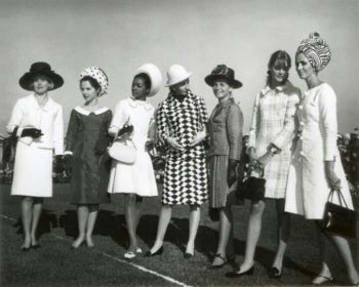 Melbourne cup best dressed winners of 1965