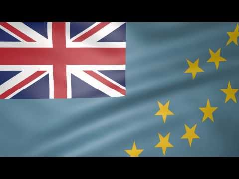 Tuvalu Animated Flag