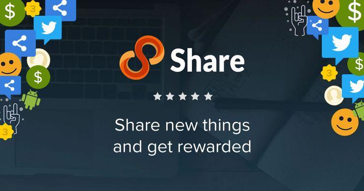 Berbagi hal-hal baru di akun media sosial dan dapatkan uang tunai ditransfer langsung ke rekeningmu. Kamu juga bisa dapat barang gratis dan selalu jadi yang terdepan soal tren terbaru.