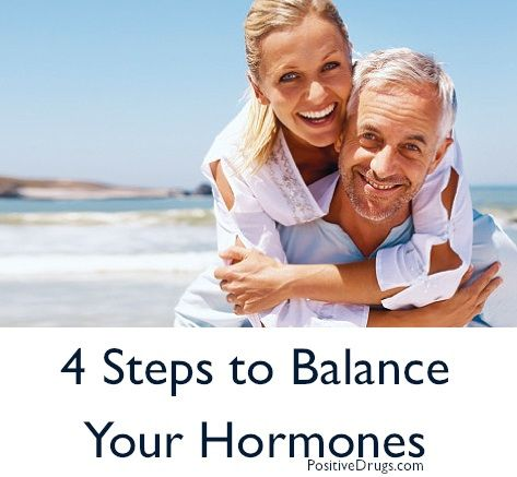 4 Steps to Balance Your Hormones