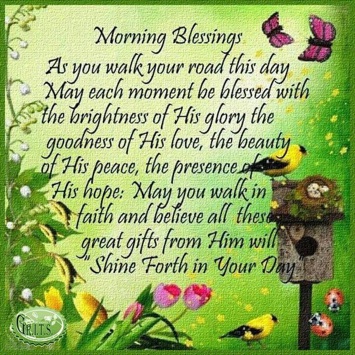 Good Morning Quotes Blessings: 1000+ Good Morning Prayer Quotes On Pinterest