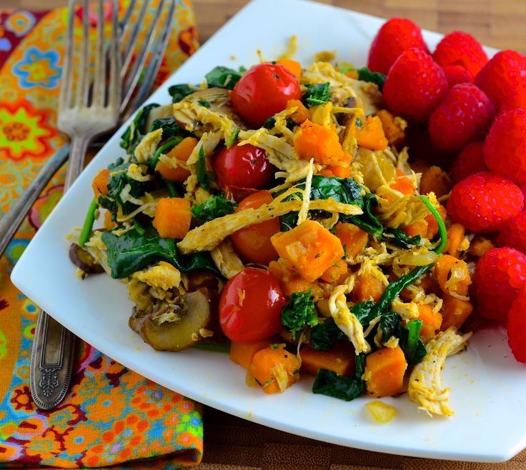 Try the bold flavors in this Sweet Potato and Turkey Hash for Phase 3! This combination of sweet potato and turkey is sure to be a hit in the kitchen. Healthy and perfect for the holidays!