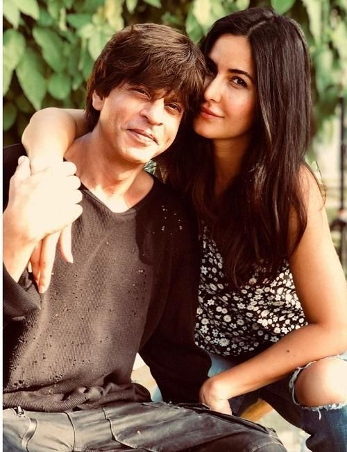 #LuqzoneMedia Katrina Kaif is all set to work with Shah Rukh Khan for the second time in Aanand L Rai's Zero. In an interview with a leading daily, Katrina spoke about how happy she is with