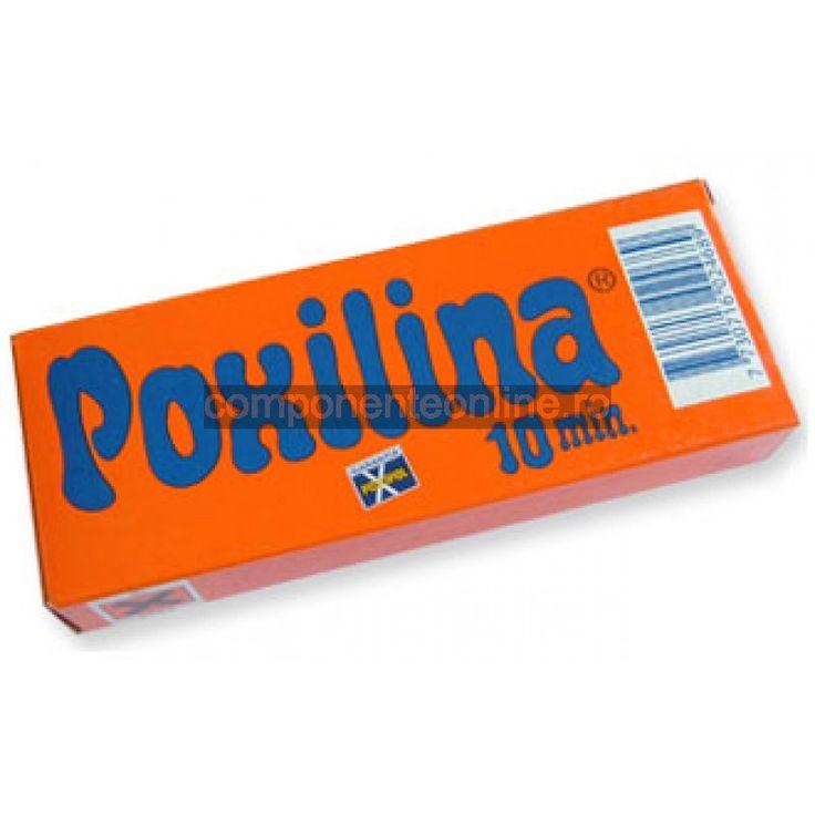 Adeziv pentru umplere si etansare, Poxilina - 200794