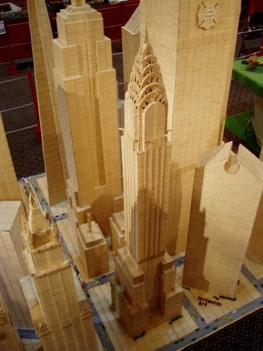 Chrysler toothpick Building