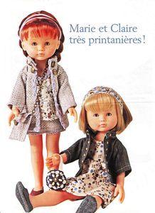 Modèles pour Marie et Claire  Marie-Claire Idées n°68 - Mars 2008