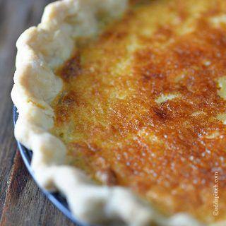 Best 25 Southern Buttermilk Pie Ideas On Pinterest
