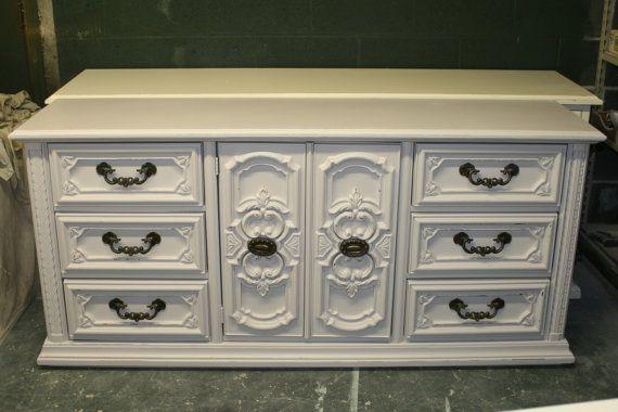 Large ornate dresser furniture brown and bedroom furniture - Ornate bedroom furniture ...