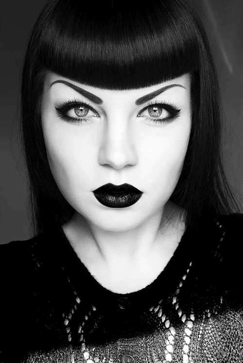 Veja 50 modelos de franja curta e escolha a que mais combina com seu tipo de rosto! http://salaovirtual.org/franja-curta/ #franjacurta #cortesfemininos #salaovirtual
