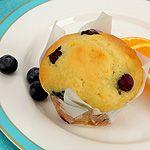 Blueberry Yogurt Muffins - Canadian Living