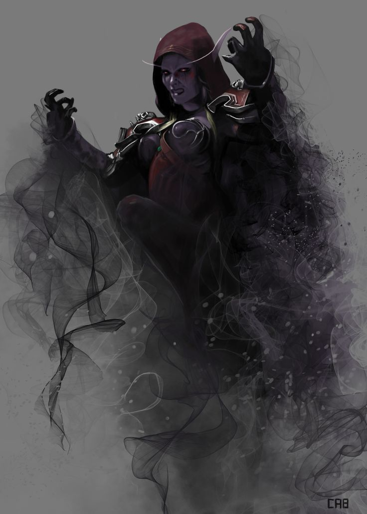 ArtStation - Week #2 - Warcraft Characters, Cristina Arenas