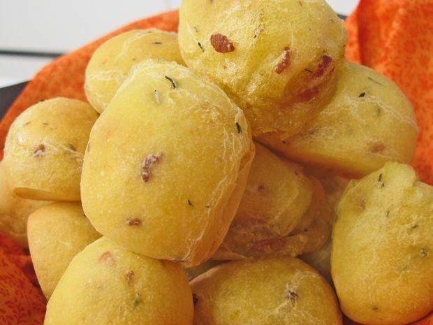 Pão de Mandioquinha enviada por Mais Você no dia 05/10/2012