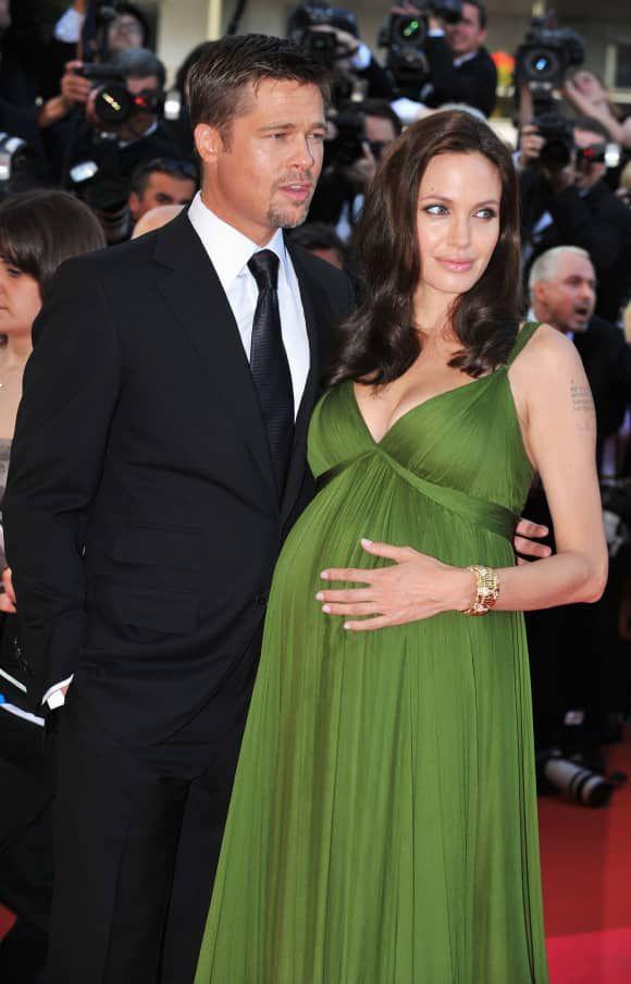 Durch Die Jahre Mit Angelina Jolie Brad Pitt Angelina Jolie Promis