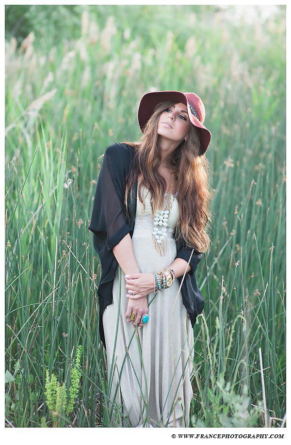 France Photography | Boho Editorial Session