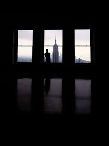 Empire State Building by kerrny