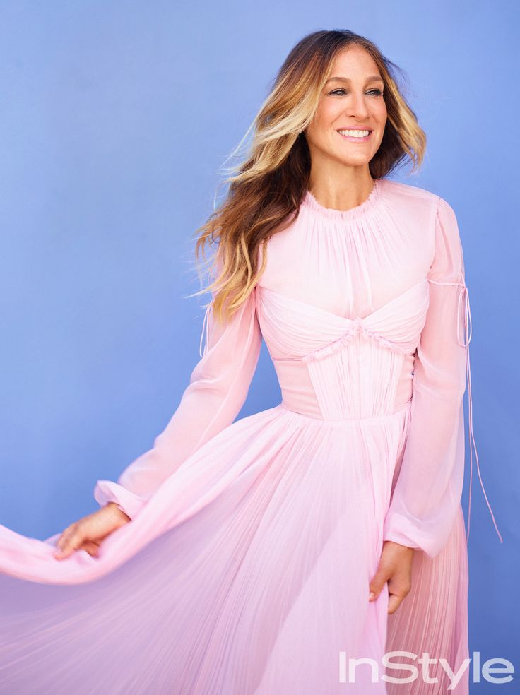 SJP Was a Street Style Fan Way Before She Became Carrie Bradshaw via @WhoWhatWear