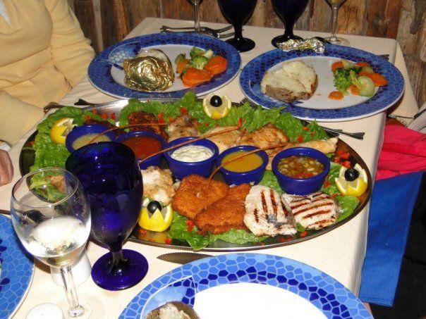 Driftwood Restaurant | Aruba Restaurants | ArubaTable.com