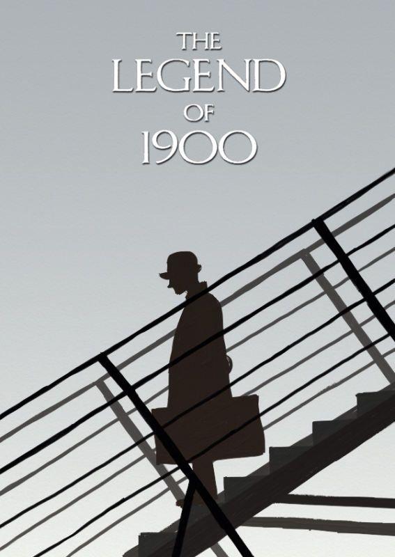 La Leggenda Del Pianista Sull'oceano : leggenda, pianista, sull'oceano, Leggenda, Pianista, Sull'oceano, Poster, Goals,, Life,, Beautiful, Quotes