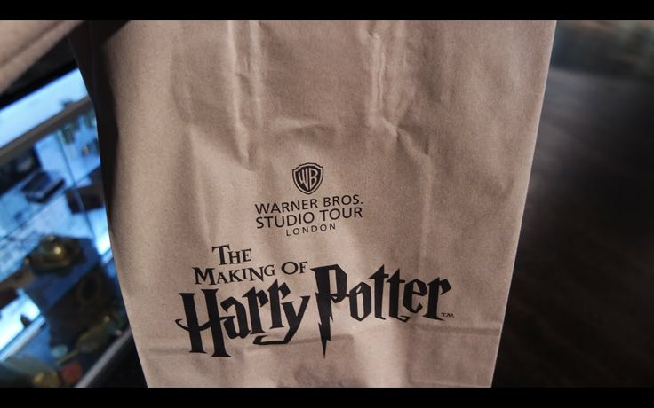 Warner Brothers Harry Potter Studio Tour at Christmas Highlights Video 2015