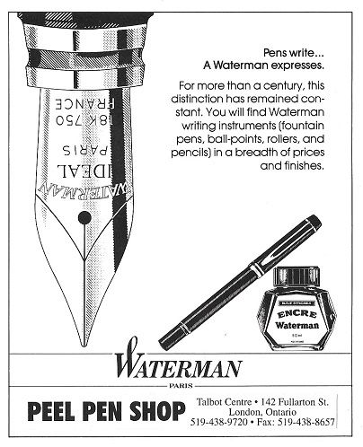 Find This Pin And More On Waterman Modern Fountain Pens By Penrepairs