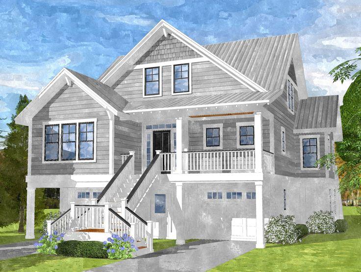 Beach house building ideas