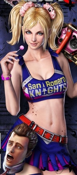 Juliet, lollipop chainsaw