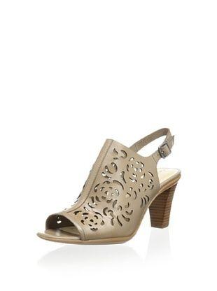 45% OFF Tahari Women's Bree Open Toe Shoe Bootie (Wheat)