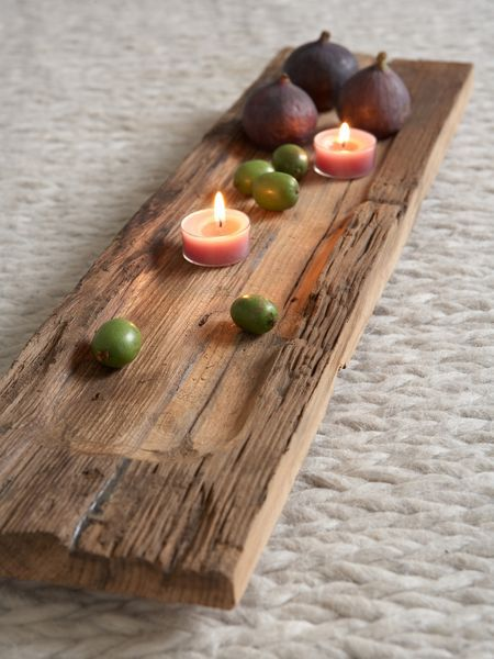 Nice Reclaimed Wooden Tray