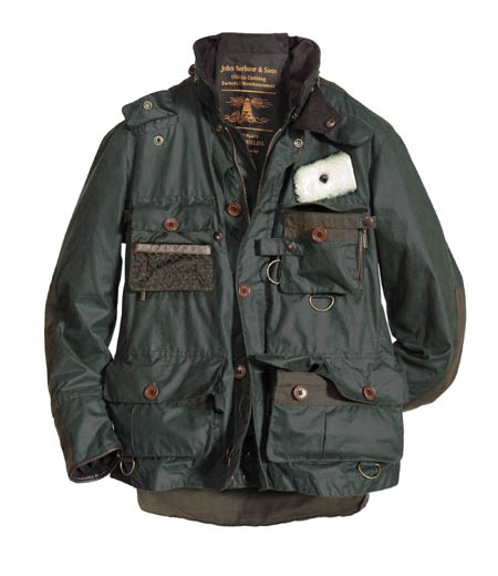 Barbour x Tokihito Yoshida - Spey Fishing Jacket.