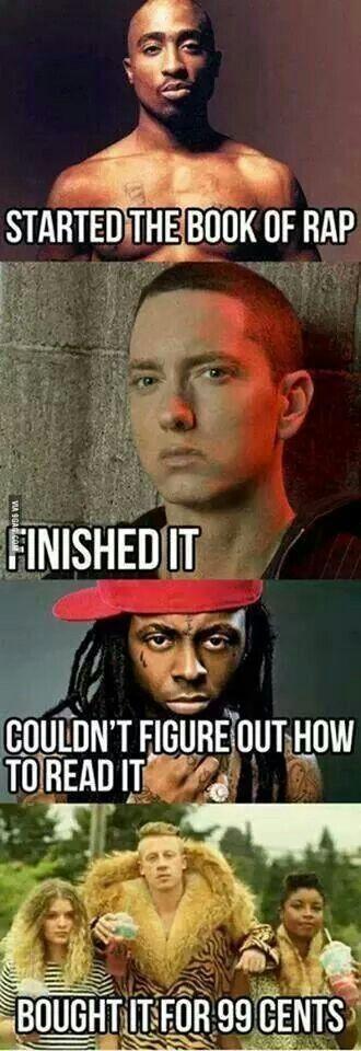 History of Rapツ #Humor #Funny #Lol