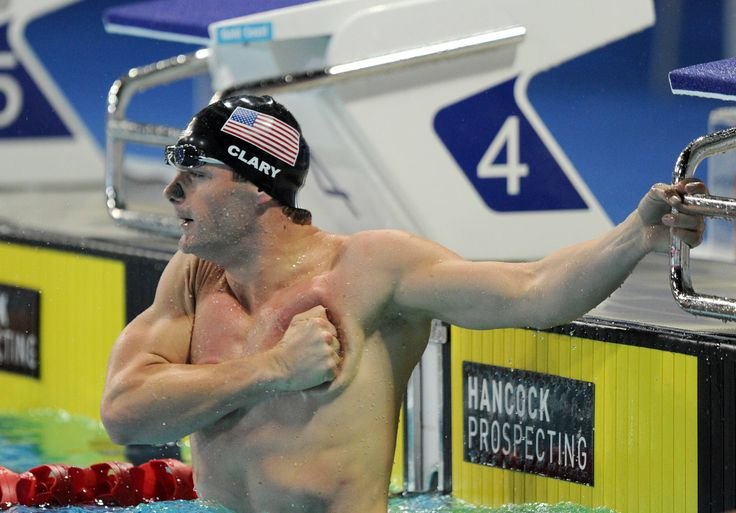 A Day in the Life of Professional Swimmer Tyler Clary