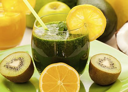 When Life Gives You Lemons, Make this Juice.