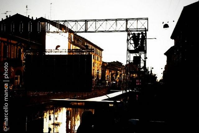 25 Milano Naviglio by marcello manca, via Flickr