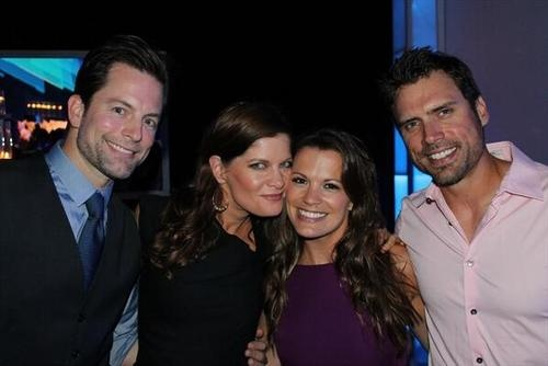 """Adam, Phyllis, Chelsea & Nick"" from Y"