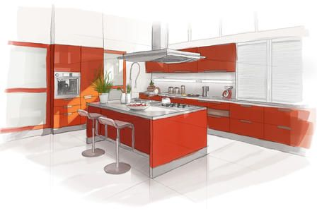 amenagement interieur cuisine