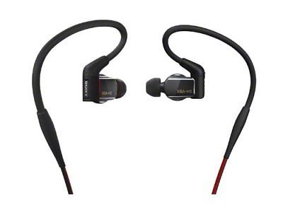 Sony Canal Type Earphone High Resolution XBA-H3 With Tracking