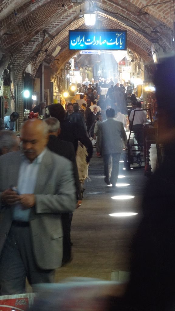 Iran | World Heritage Site: Tabriz Historic Bazaar Complex (2010). image: Citt Williams. view on Fb https://www.facebook.com/SinbadsIranPocketGuide #MyIran #Iran #TravelToIran #travel #worldheritagesite